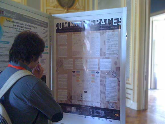 common spaces at 1st Joint Conference and Exhibition of the International Partnerships