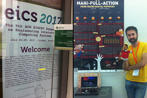 Demo and poster of Mani-Pull-Action at EICS